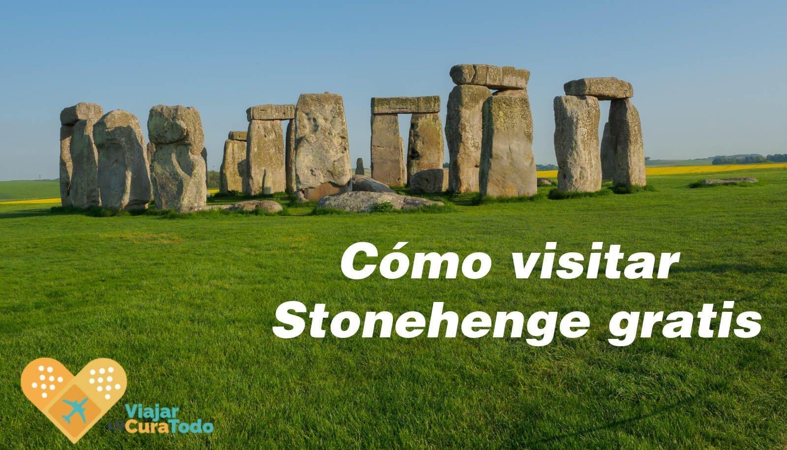Cómo visitar Stonehenge gratis | Viajar Lo Cura Todo