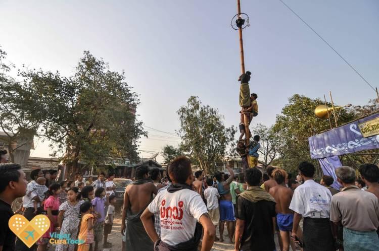 myanmar traditions