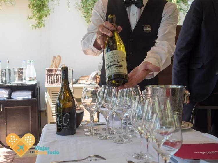 cata de vinos les grands buffets