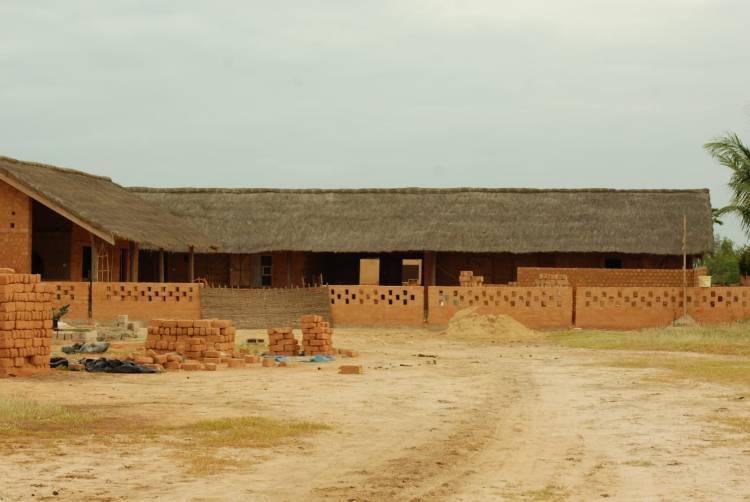 alojamiento Nguel du Saloum