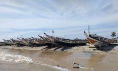 Senegal barcas