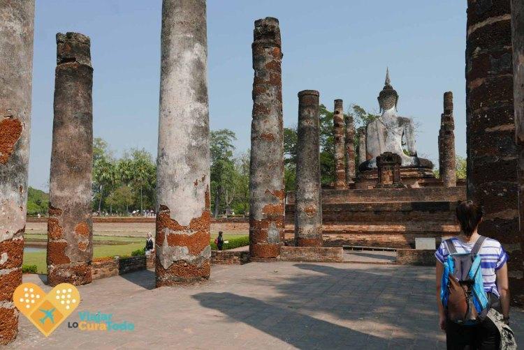 viajar ligero Tailandia