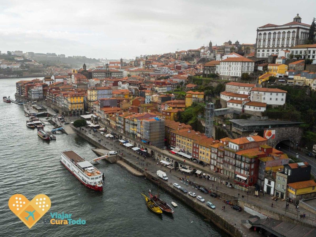Qué hacer en Porto con lluvia