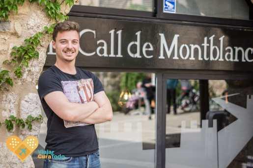 restaurant El call de Montblanc