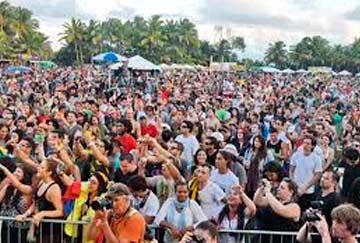 Festival de Reggae de Miami