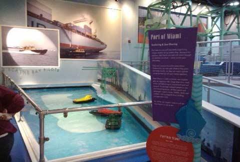 El museo de los niños Miami
