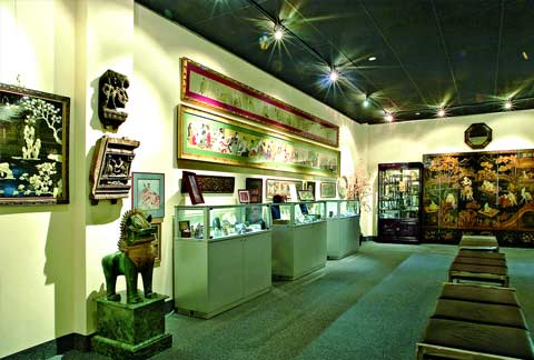 Museos, guía de arte Miami