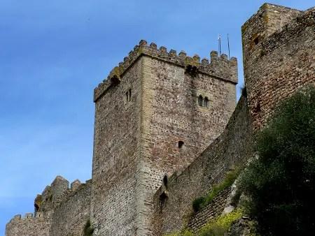 Castillo de Alburquerque. Castillo de Luna. Viajar por Extremadura