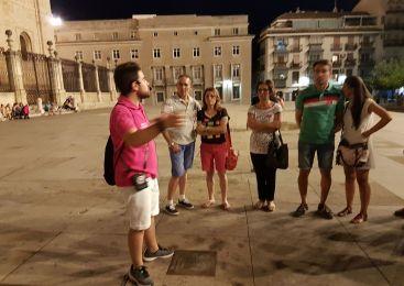 Cláritas Turismo organiza para el mes de agosto visitas nocturnas en Jaén