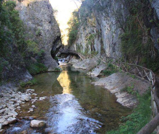 La ruta por el Río Borosa, la más visitada del Parque Natural de las Sierras de Cazorla, Segura y Las Villas