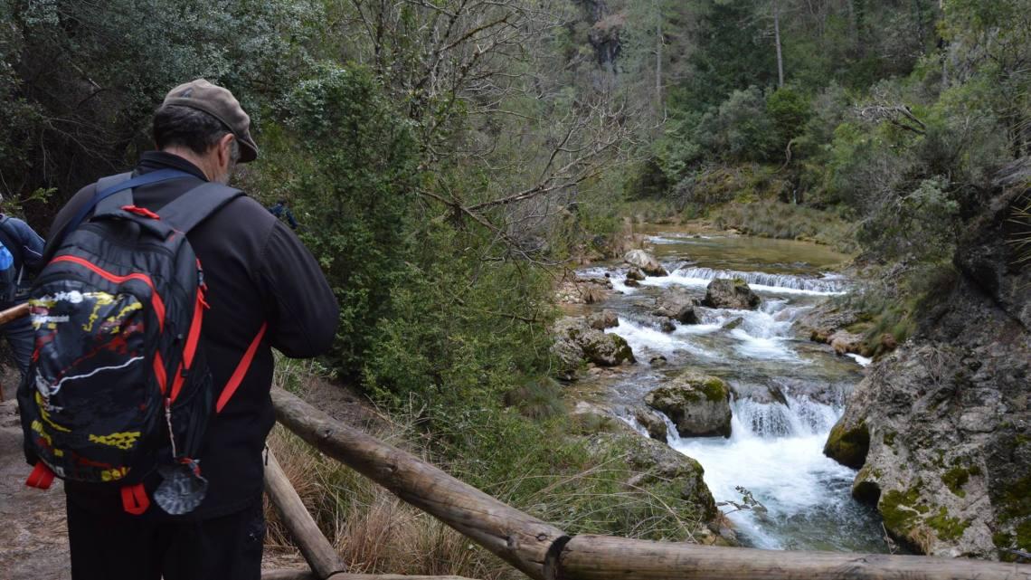 Inscripciones abiertas para la ruta por el Río Borosa para el 6 de mayo