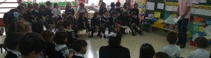 Concienciando a las nuevas generaciones en el colegio Divino Maestro