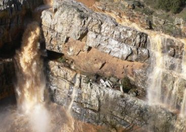 Aldeaquemada, donde encierra el tesoro natural de La Cimbarra