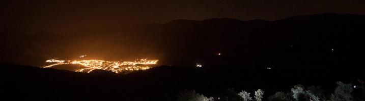 Se abre la inscripción para la Ruta Nocturna por la Reserva Starlight de Valdepeñas de Jaén