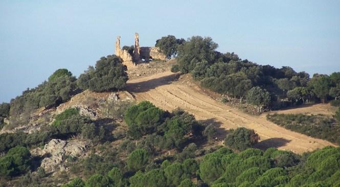 La estratégica vigilancia del Castillo de Castro Ferral