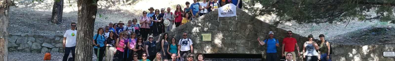 Los vadilleros llegaron a Torres en su penúltima ruta de la temporada