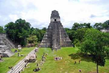 Viajar a Guatemala, Belice y Honduras
