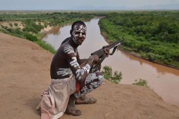 Visitar las tribus de Etiopía, Hamer y Karos