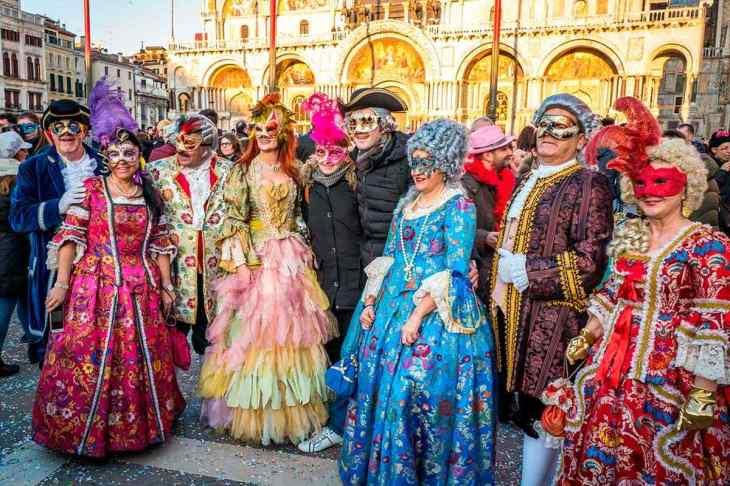 Carnaval de Venecia: Información y guía sobre el Carnaval de Venecia
