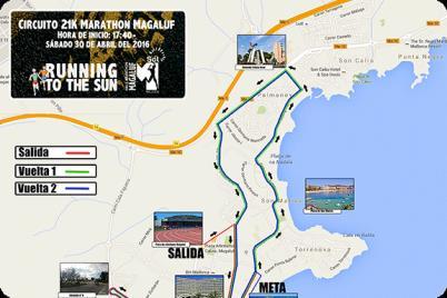 sol Half Marathon Magaluf 2016