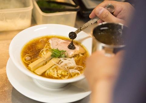 Tokyo - Tsuta Restaurant