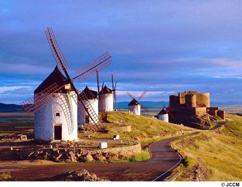 Molinos_Castilla-La_Mancha