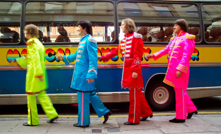 The Magical Mystery Tour CREDIT British Tourist Authority