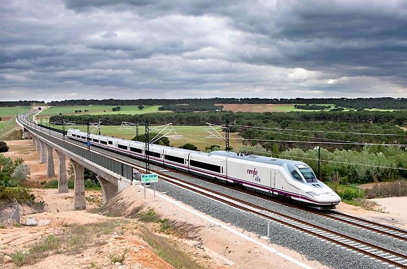 AVE-Madrid-Valencia