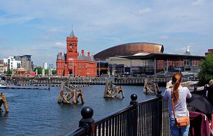 Ocio-en-Cardiff