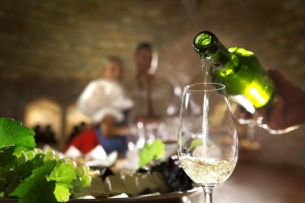Víno, viinotéka, bílé víno
