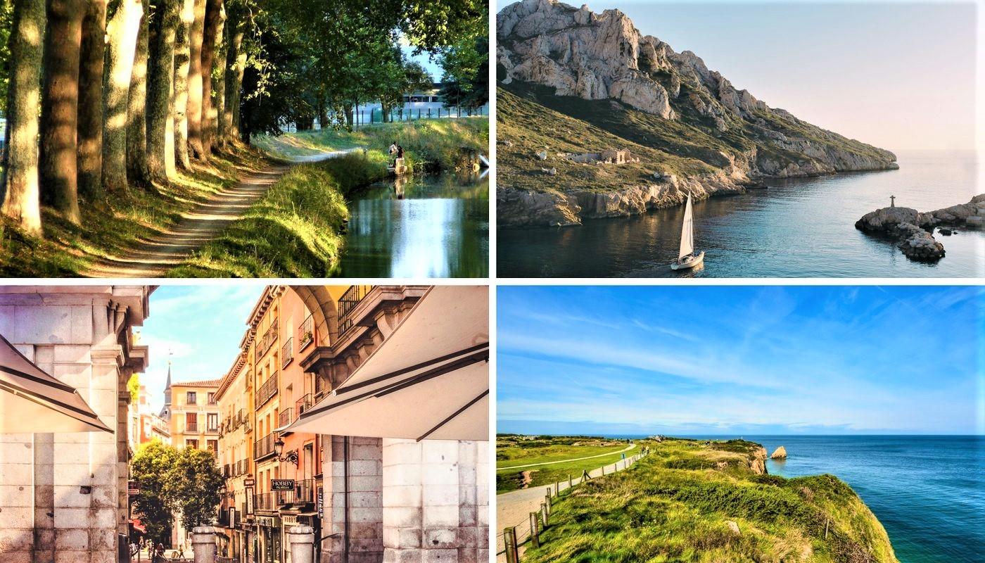 5-destinations-printemps-france