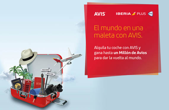 Iberia Plus Avis maleta