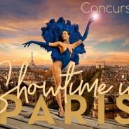 Concurso Showtime in Paris con todo incluido