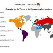 Nueva convocatoria de becas del Instituto de Turismo de España