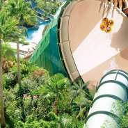 Los 10 mejores parques de atracciones y acuáticos de España