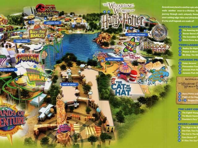 Estos son los mejores Parques de Atracciones