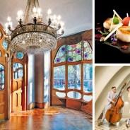 Vive un exclusivo San Valentín en Casa Batlló