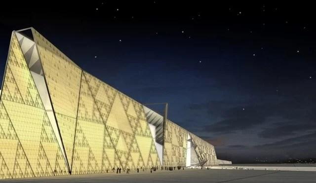 El Gran Museo Egipcio abrirá en abril