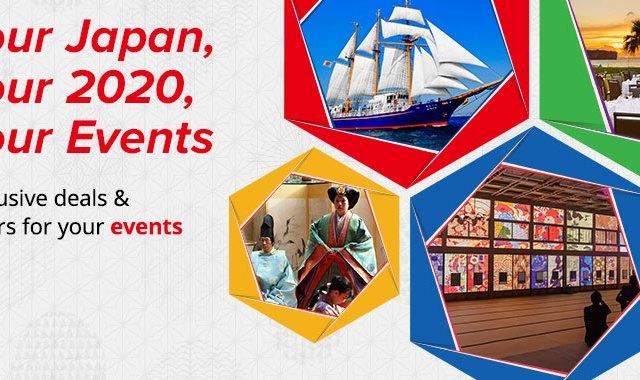 Japón presenta su campaña de turismo de congresos y reuniones