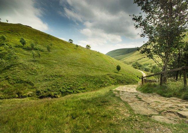 El espectacular Camino de la Costa en Inglaterra