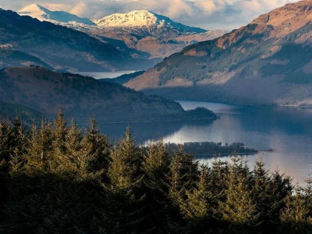 Las 10 mejores carreteras para recorrer Gran Bretaña