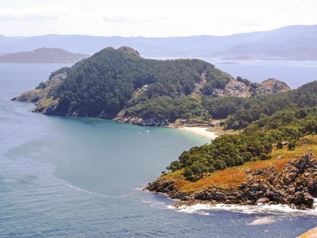 La isla de Ons, una escapada a la recóndita Galicia