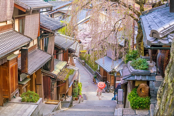 Kioto te invita a descubrir sus valores tradicionales