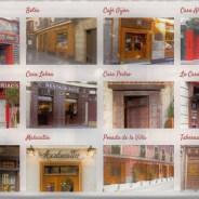 12 restaurantes de Madrid con más de 100 años de servicio