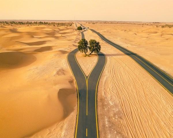 Las mejores rutas en bicicleta por Dubái