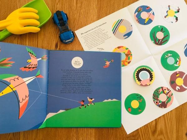 12 cosas por vivir antes de hacerte mayor, un libro de recuerdos para niños.