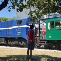 Comboio Histórico percorre a Linha do Vouga aos sábados