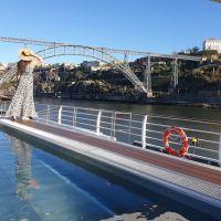 Amália Rodrigues é o novo barco no Douro, da CroisiEurope