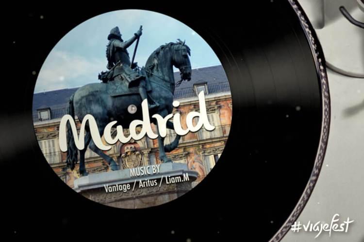 Madrid Soundtrack Viajefest