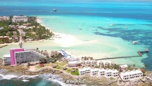 Sargazo en Isla Mujeres